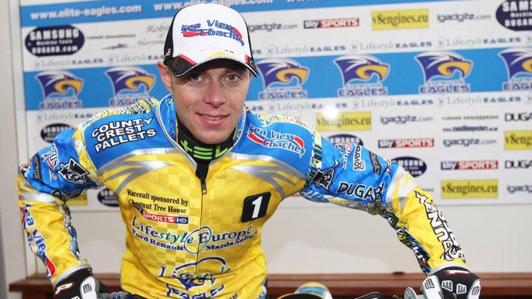 Bjarne Pedersen: Made successful Eastbourne return on Friday