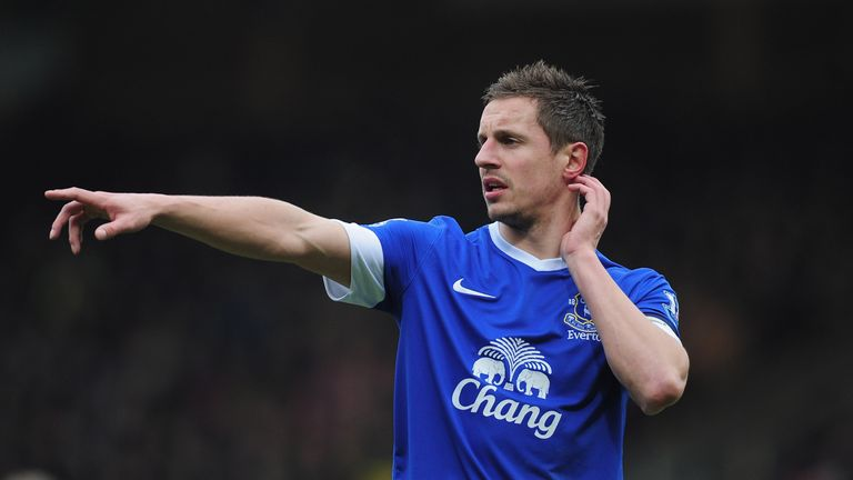 Phil Jagielka: Targeting victory in Sunday's Merseyside derby