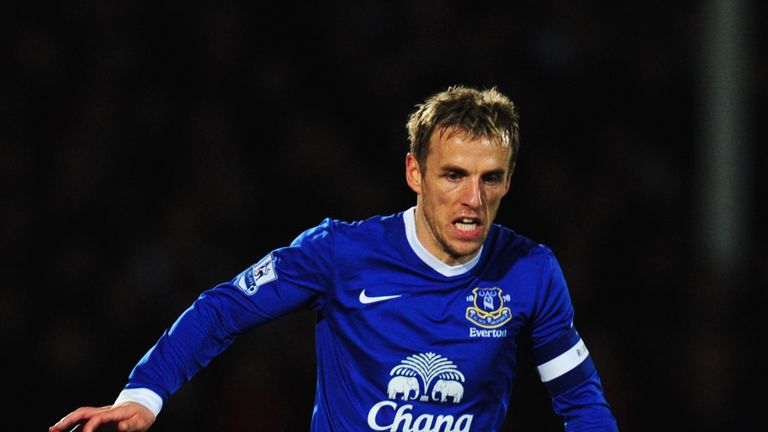 Phil Neville: Illustrious career has come to an end
