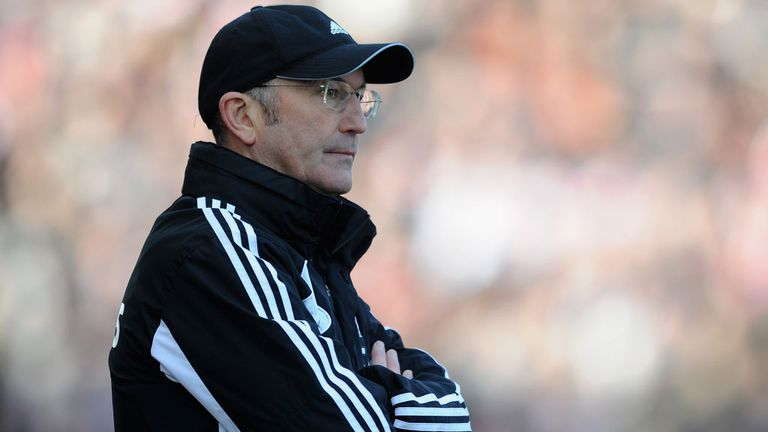 Stoke have confirmed the depature of Tony Pulis after seven years in charge