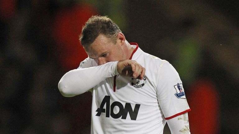 Wayne Rooney: Striker tipped to leave Manchester United this summer