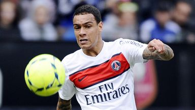 Gregory van der Wiel: Transfer target for Inter Milan