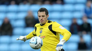Chris Weale: Kept 12 clean sheets this term