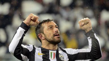 Fabio Quagliarella: Heading for Torino