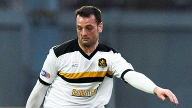 Garry Fleming scored a brace for Dumbarton