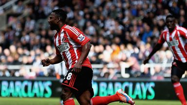 Stephane Sessegnon: Sunderland forward praised by boss Paolo Di Canio