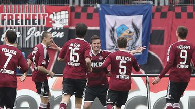 FC Nurnberg: The Bundesliga club have completed the signings of strikers Daniel Ginczek and Marius Stepinski