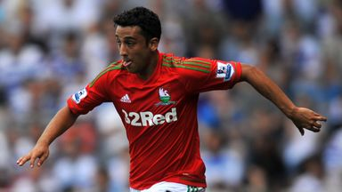 Neil Taylor: Unequivocal backing for Swansea manager Garry Monk