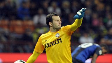 Samir Handanovic: Looking to keep Inter on a roll