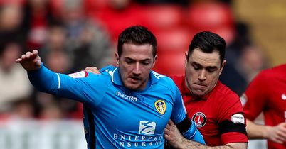 Andy Hughes: Fast becoming Charlton's lucky charm