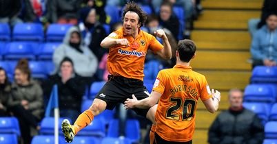 Stephen Hunt: Better run of results for Wolves