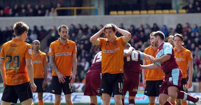 Wolves: Relegated into League One