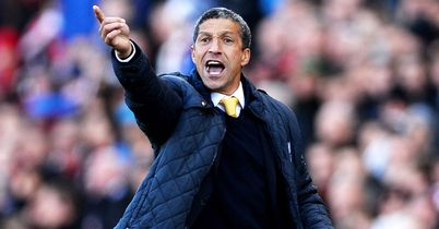 Chris Hughton: Needs to add to his midfield options