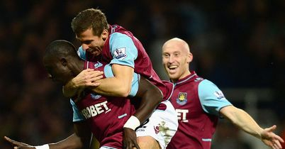 West Ham: Unfortunate not to beat Manchester United
