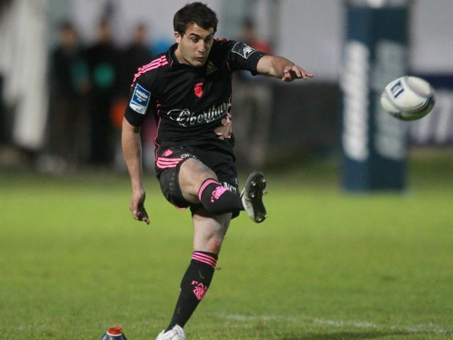 Jerome Porical: Kicked 20 points in Stade Francais win