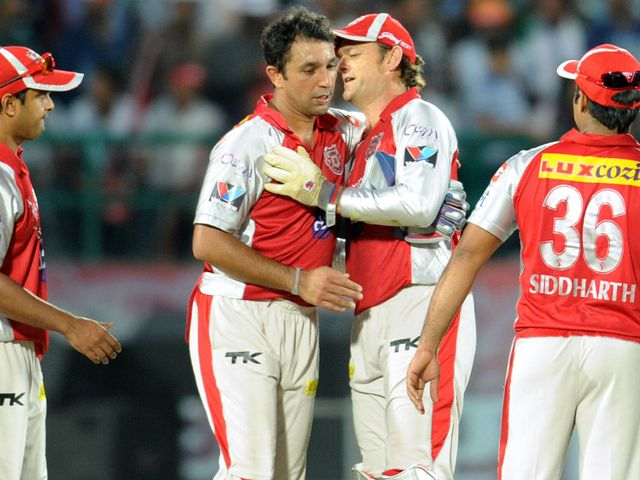 Kings XI Punjab: On course to claim a play-off place after win over Delhi