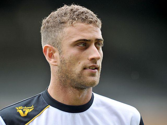 Ben Williamson: Nursing a knee injury