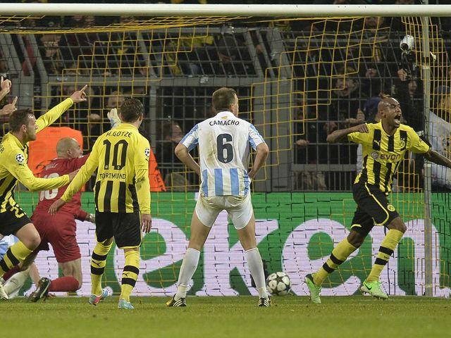 Felipe Santana scored a last-gasp winning goal