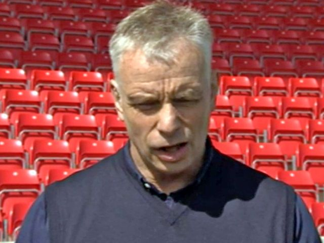 Brian Noble: Victorious over Castleford