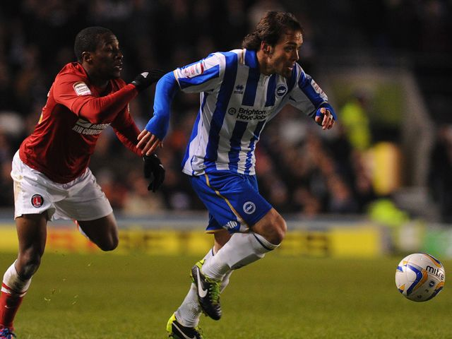 Inigo Calderon: Scored the winning goal for Brighton