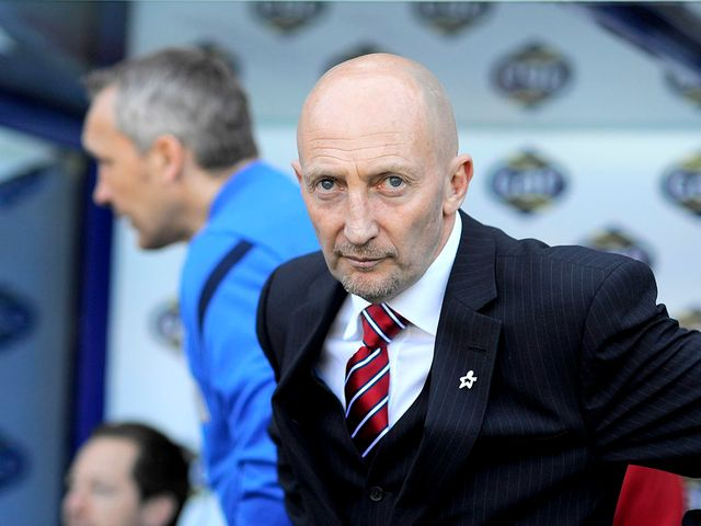 Holloway: Eyeing promotion through the play-offs