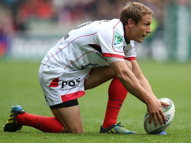 Jonny Wilkinson helped Toulon to victory.