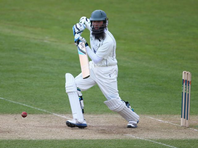 Moeen Ali: Steered Worcestershire to victory