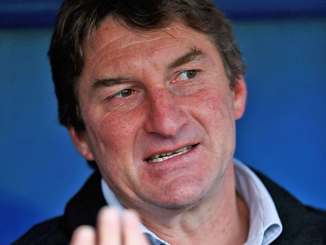 Tony Smith: Very happy with his Warrington side
