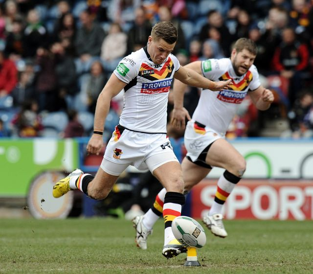 Jamie Foster: will make an early return for the Bulls in their Magic Weekend clash