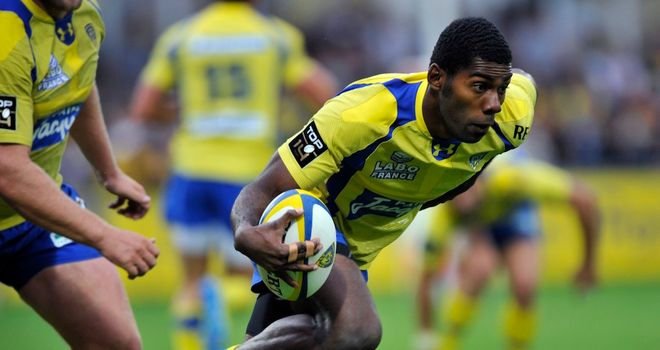 Noa Nakaitaci: Was born in Fiji but is qualified for Les Bleus