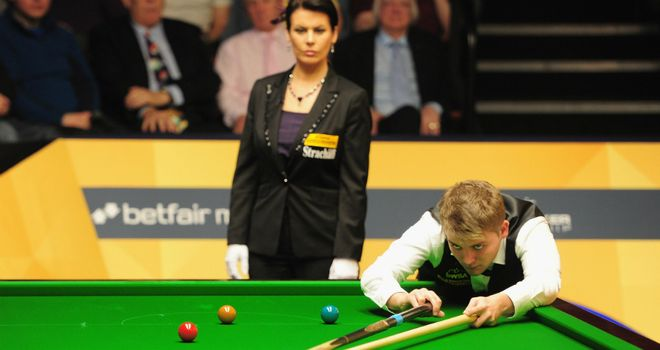 Michael White: Welshman is one win away from being first Crucible debutant to make last four since 1995