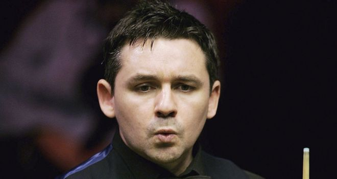Alan McManus: Delighted to be back at the Crucible