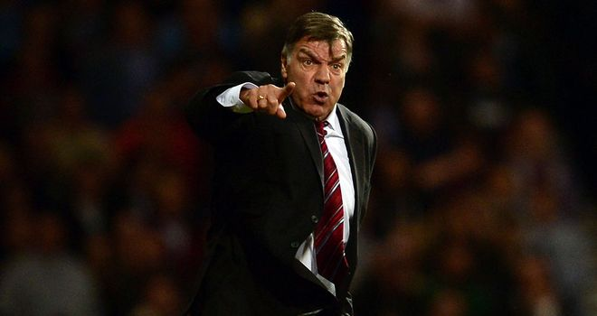 Sam Allardyce: Looking to 2013/14 season