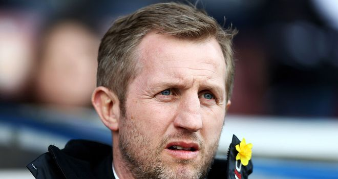 Denis Betts: Relief for Widnes coach after win over Workington