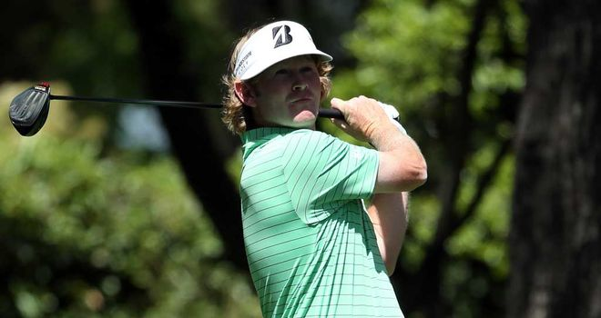 Brandt Snedeker: Best finish so far at Augusta was a share of third back in 2008