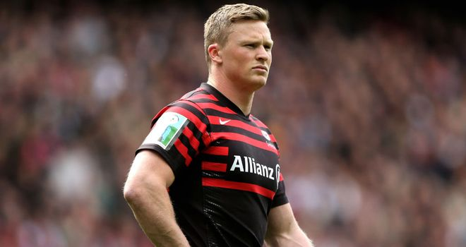 Chris Ashton: Showing his form for Saracens this season