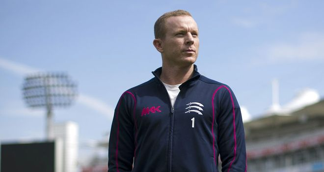 Chris Rogers: Has been named in the Australia squad for this summer's Ashes series.