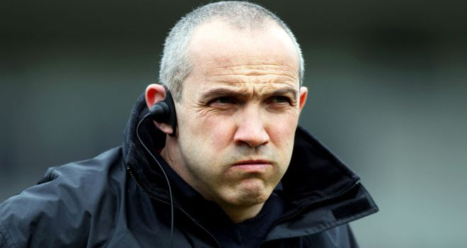 Conor O'Shea: Keen to stay at Harlequins beyond end of current contract