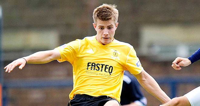 Ross Docherty: An off night for the Livingston defender