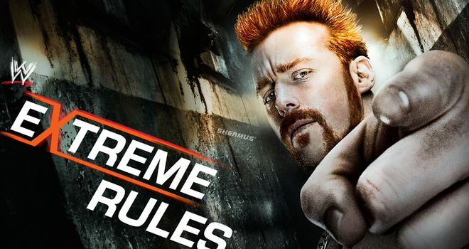 ����� �������� �� ���� ����� ������� ��������  Extreme Rules 2013