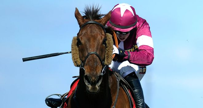 First Lieutenant: Cheltenham options open
