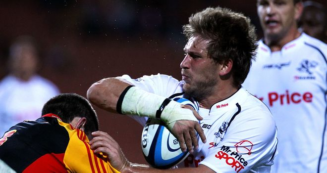 Francois Steyn: To undergo minor back surgery