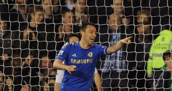 John Terry: Chelsea captain knows the importance of finishing in the top four