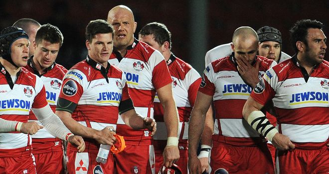 It's a good time to face the league leaders for Gloucester