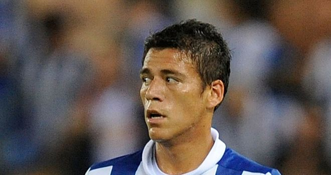 Hector Moreno: Scored for Espanyol