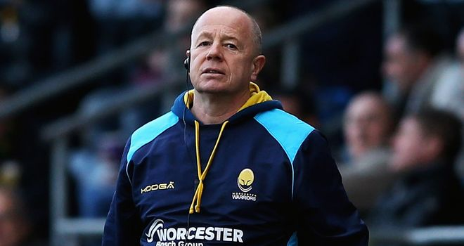 Richard Hill: Responsible for bringing Goodhue to Sixways