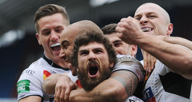 Jarrod Sammut: Scored four tries