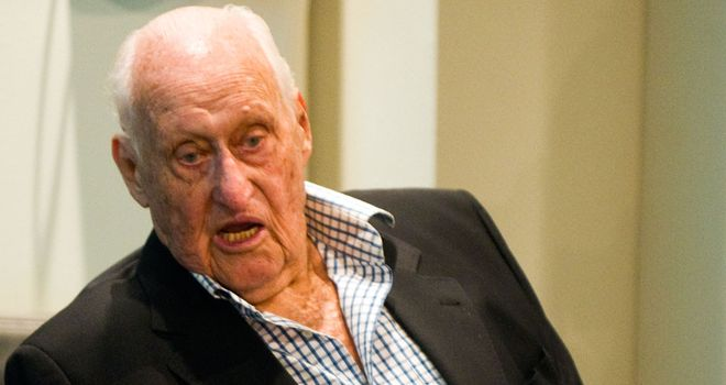 Joao Havelange: Resigned from honorary FIFA post