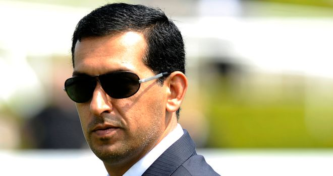 Mahmood Al Zarooni: Involved in the recent scandal