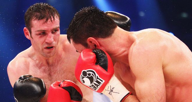Matthew Macklin: Has been handed a third shot at a world title